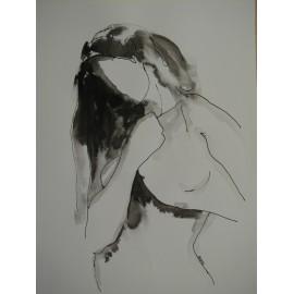 ArtDiela - Kresba tušom VIII.