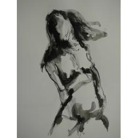 ArtDiela - Kresba tušom VI.
