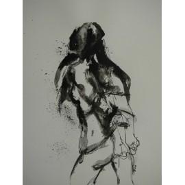 ArtDiela - Kresba tušom IV.