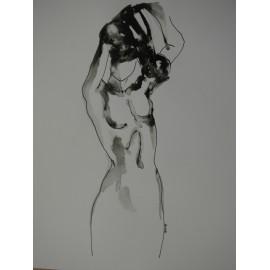 ArtDiela - Kresba tušom II.