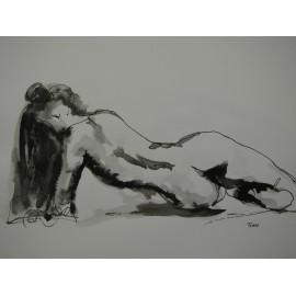 ArtDiela - Kresba tušom I.