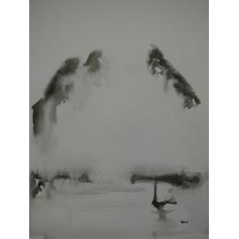 ArtDiela - Kresba tušom V.