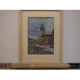 Obraz - Kostol