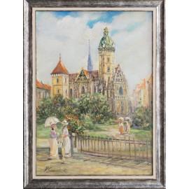 Vladimír Semančík - Barokový dóm
