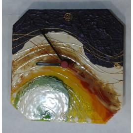 Ručne maľované hodiny H25