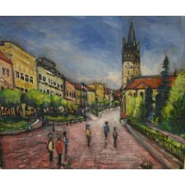 Obraz - Prešov 1