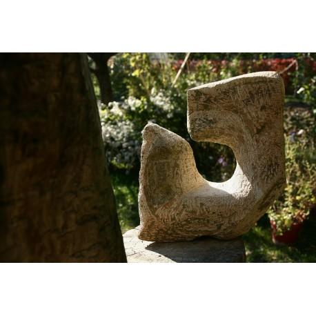 Originálna kamenná soška
