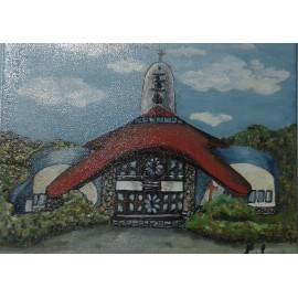 Obraz - Kostol sv. Františka
