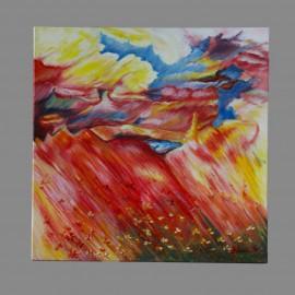 Obraz - Farebná krajina