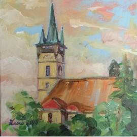 Mária Lenárdová - Kostol sv.Mikuláša Prešov