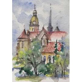 Mária Lenárdová - Dóm z Hlavnej