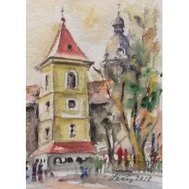 Mária Lenárdová - Urbanova veža