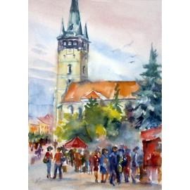 Mária Lenárdová - Dni mesta Prešov