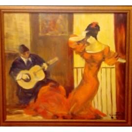 Akad. Mal. Varuzhan Aghamyan - Flamenco