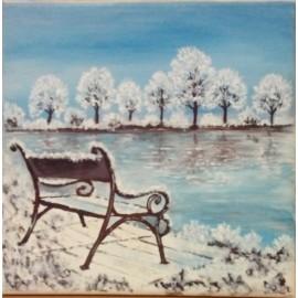 Milan Fabián - Zamrznuté jazero
