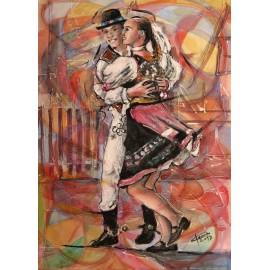 Mgr.Art Ľubomír Korenko - Tanec je radosť