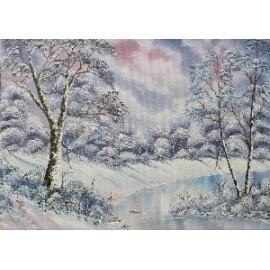 obraz- Zima