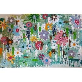 Obraz - Vôňa kvetov