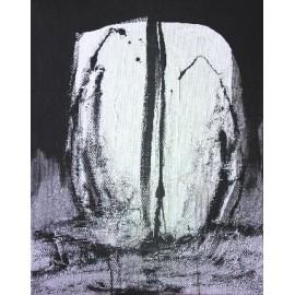 Obraz - Kombinovaná technika - Bez chrbtovej kosti - Mgr. Art Kamil Jurašek