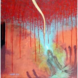Obraz -Akryl - Poslanie - Mgr.Art Kamil Jurašek