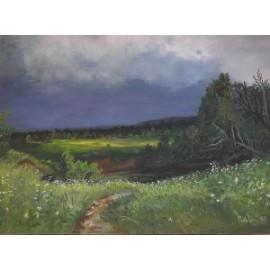 Obraz - Pred búrkou
