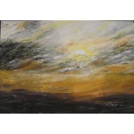 Obraz - Východ slnka