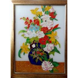 Jana Gubová - Kvety vo váze