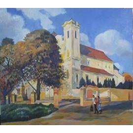 Mgr.Art  Jaroslav Staviščák - Františkánsky kostol