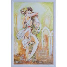 Obraz - Akryl - Olejomaľba - Tango - Ing. Peter Kúdola