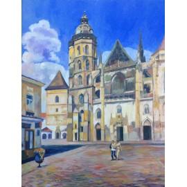 Dom sv. Alžbety - Mgr. Art. Jaroslav Staviščák