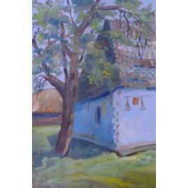 Modrý domček - Ing. arch. Eva Lorenzová