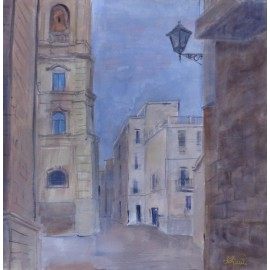 Spomienka na bary v Taliansku - Ing. arch. Eva Lorenzová
