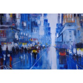 Gregory Goy -Mesto v daždi