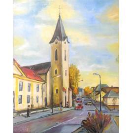 Obraz - Vranovská bazilika