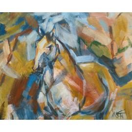 Obraz - Akryl - Mustang - Marek Krajňák