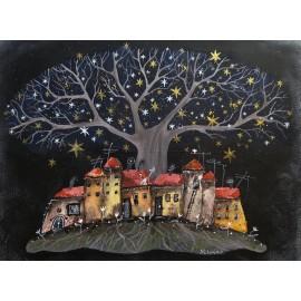 Silvia Sochuláková - Dedinka pod strom