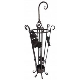 Kovaný stojan na dáždniky - Novotný Jozef