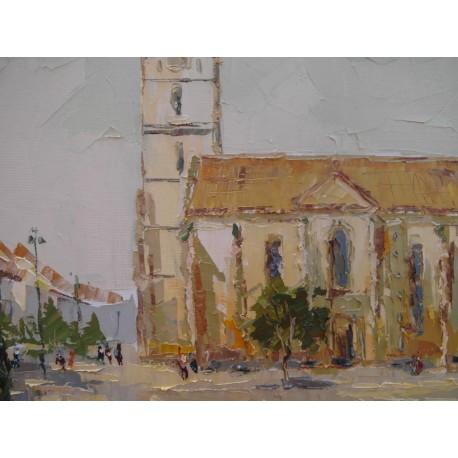 Obraz - Olejomaľba - Prešov - Akad. mal. Varuzhan Aghamyan