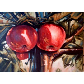 Obraz - Jablka 1.