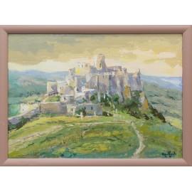 Akad. Mal. Varuzhan Aghamyan - Spišský hrad