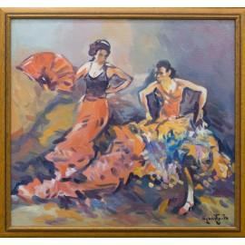 Akad. Mal. Varuzhan Aghamyan - Ohnivý tanec